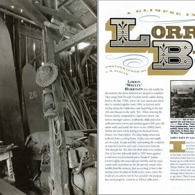 Lorrin's Barn