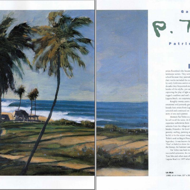 Gallery: Patrick Tobin
