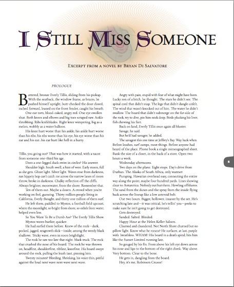I Still Miss Someone 1