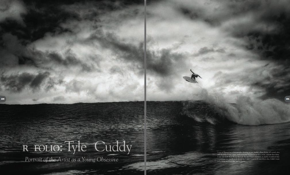 Portfolio: Tyler Cuddy