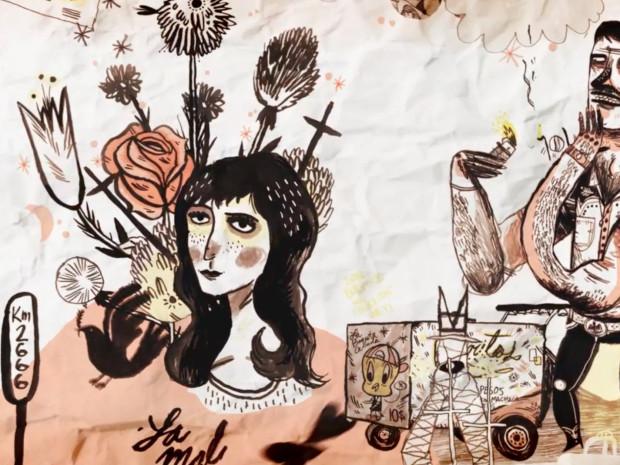 Illustration by Luis Safa