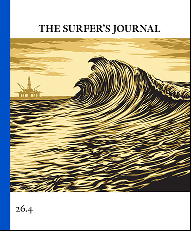 bb96348d7a The Dazzling Blackness – The Surfers Journal