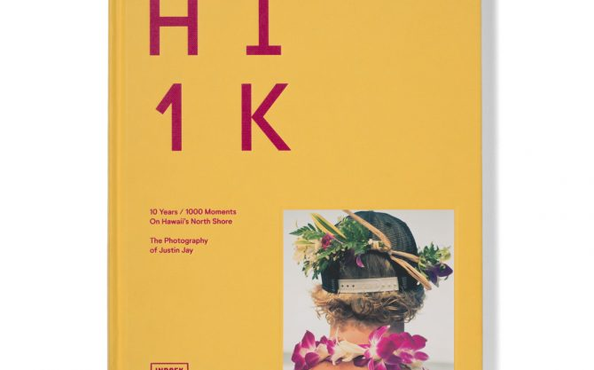 HI 1K: 10 Years, 1000 Moments on Hawaii's North Shore