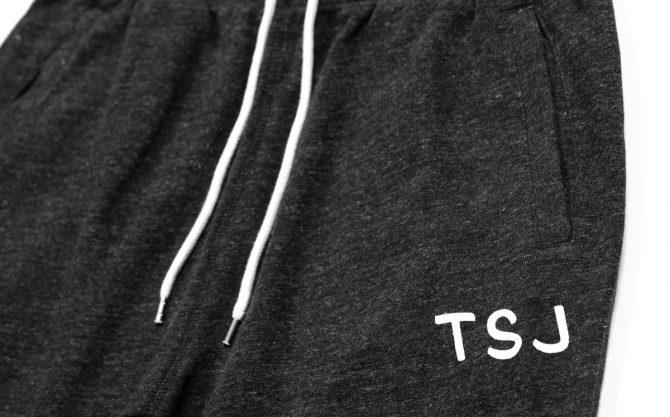 "TSJ ""Sam Spade"" Sweatpants - Front"
